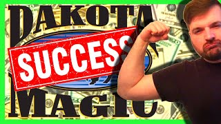 I Had Enough For One MORE SPIN... And I LAND A BONUS AT A HUGE HIGH LIMIT BET! Dakota Magic Casino