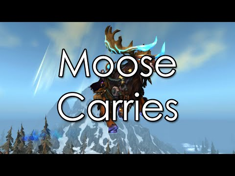 MOOSE IS LOOSE EVENT - Highlights