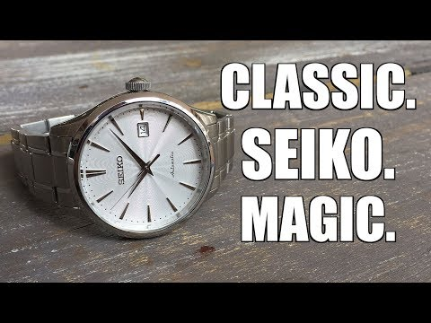 Seiko SRP701 Automatic Dress Watch Review - Perth WAtch #175