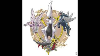 [THIS IS MUSIC, NOT A MOVIE] Arceus And The Jewel Of Life Music - Battle Of The Gods - Extended