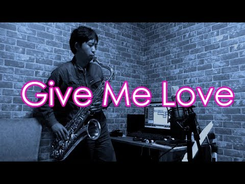Hey! Say! JUMP - Give Me Love - Tenor Saxophone Cover