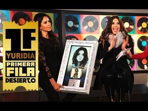 """Yuridia - """"Amigos No Por Favor"""" (Noticieros Televisa) / Primera Fila"""