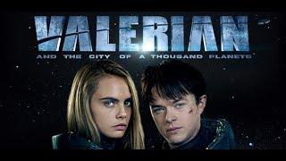 Valérian et la cité des mille planètes (2017) - VOSTFR