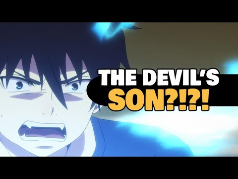 Everything Wrong With: Blue Exorcist (First Half) | Ao no Exorcist