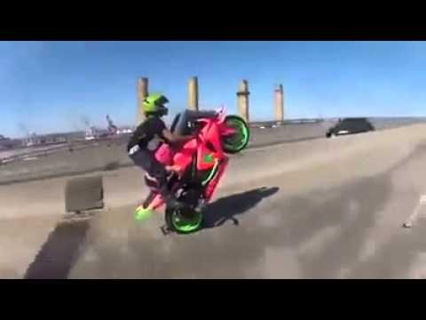 Mi mujer en moto - 1 7