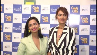Esha Gupta At Launch of Mrinalini Chandra Candy Crush Jewellery
