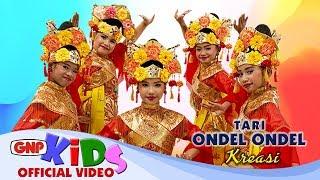 Tari Ondel Ondel Kreasi - Sanggar Dapunta
