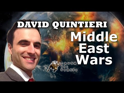 Obama Expanding Middle East Wars - David Quintieri of Money GPS Interview