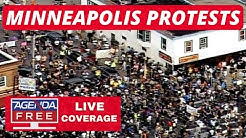 Minneapolis Protests - LIVE NEWS COVERAGE