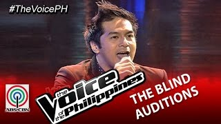 "The Voice of the Philippines Blind Audition ""Every Breath You Take"" by Rox Puno (Season 2)"