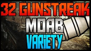 MP5 32 Gunstreak Moab: Variety