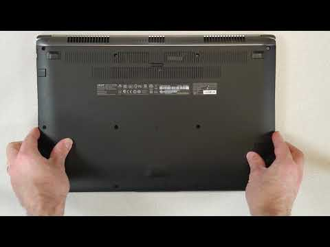 Notebooks - How To Find Your SNID And Serial Number