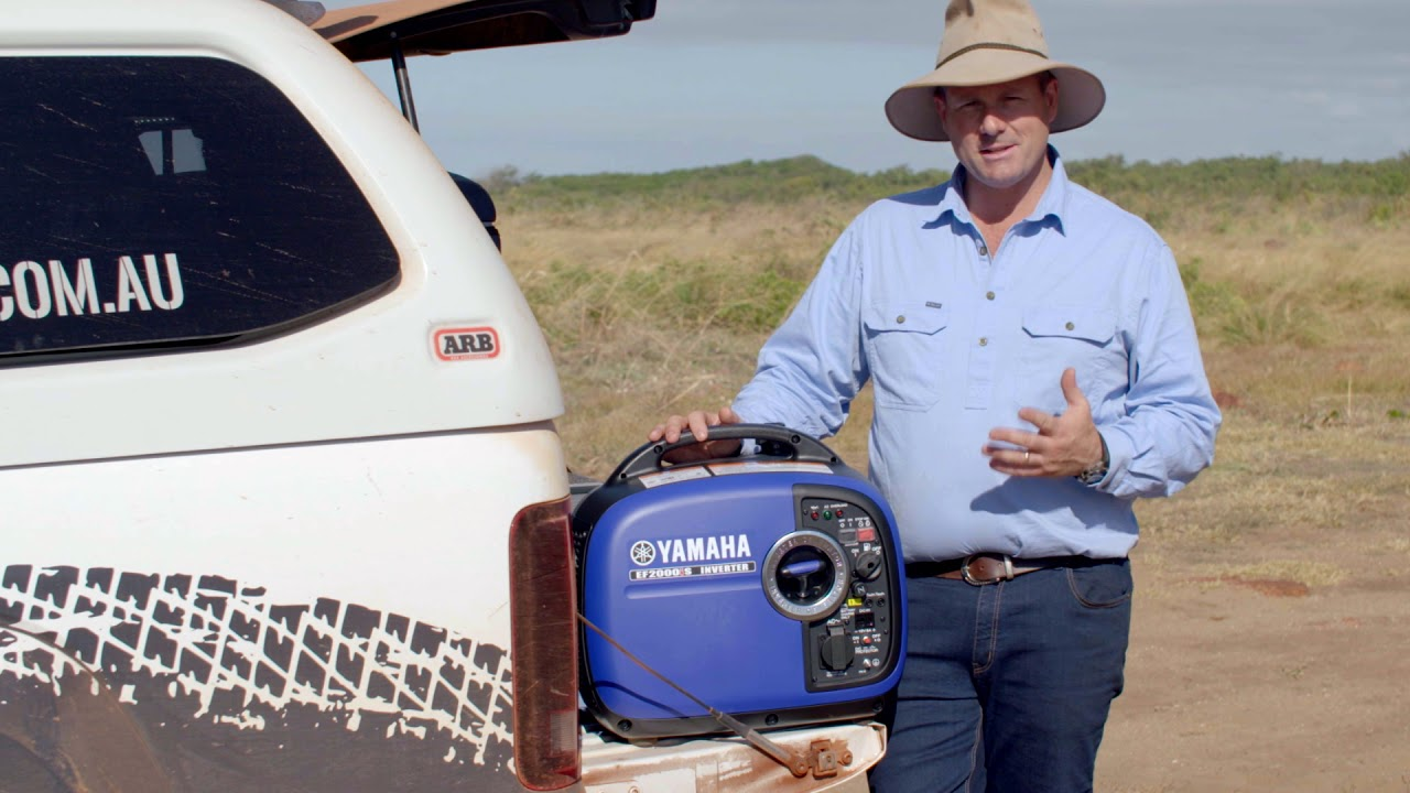 2Kva Kings Generator pat callinan on sizing up yamaha's top inverter generators