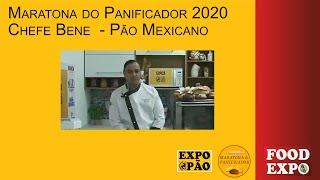 Thumbnail/Imagem do vídeo Pão Mexicano com Chef Bene