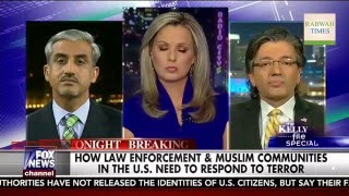 Fox News The Kelly File: Ahmadiyya Muslim Community on How to respond to Terror