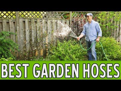 11 Best Garden Hoses 2018
