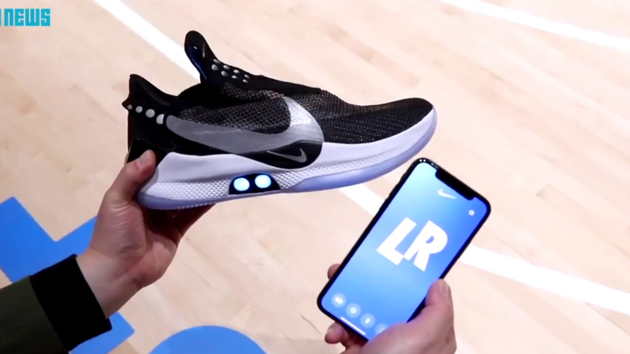 buy popular 4a26d ac829 SNEAKERS NIKE ADAPT BB TECH-ACTION