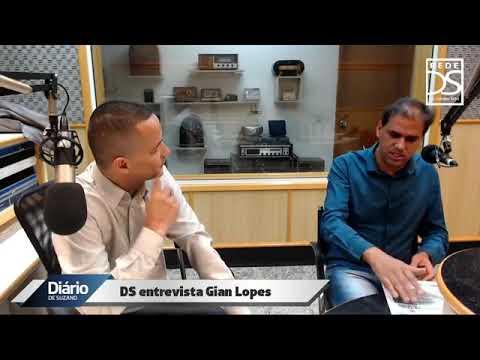 DS entrevista o prefeito de Poá, Gian Lopes