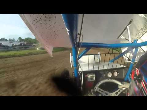 6-21-15 Double X Speedway Tyler Blank Hotlaps