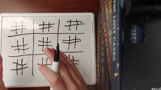 How to WIN aт Ultimate Tic Tac Toe (THEORY)