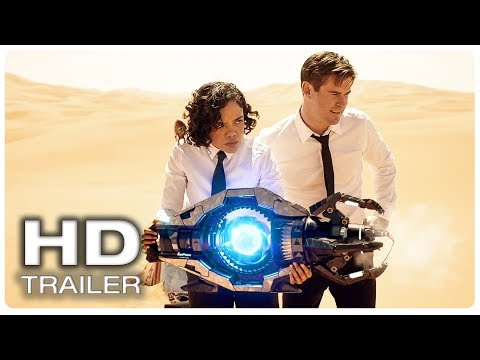 Play MEN IN BLACK 4 Trailer #2 Official (NEW 2019) Chris Hemsworth, Sci-Fi Comedy Movie HD