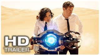 MEN IN BLACK 4 Trailer #2 Official (NEW 2019) Chris Hemsworth, Sci-Fi Comedy Movie HD