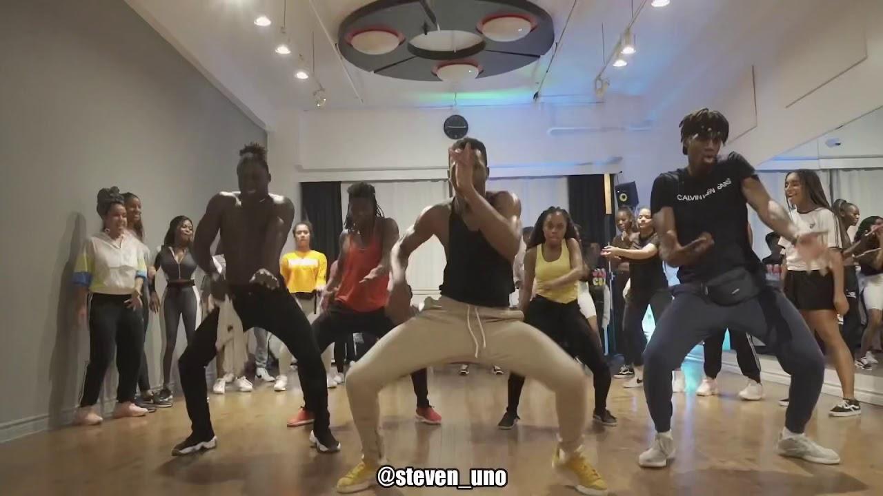 Innoss'b Yope dance