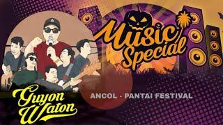 GUYON WATON - Penak Konco Music Special | at ANCOL Pantai Festival