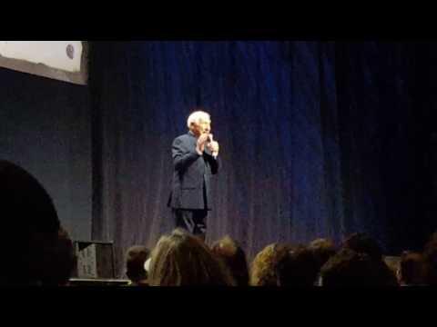 Mel Brooks talks Blazing Saddles  1202017