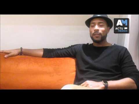 Interview Jean Luc GUIZONNE pour la comédie musical MADIBA