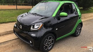 2018 Smart Fortwo EV – The Epitome of Cute Cars