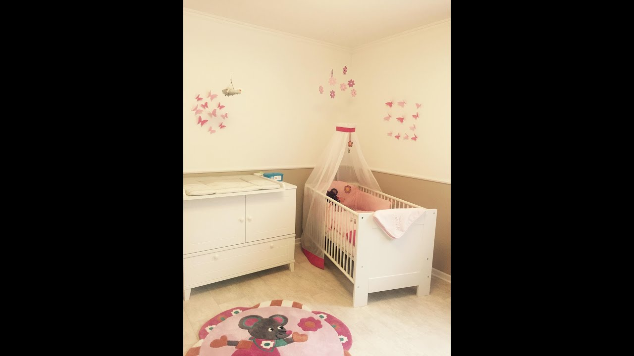 Babyzimmer Roomtour  Youtube