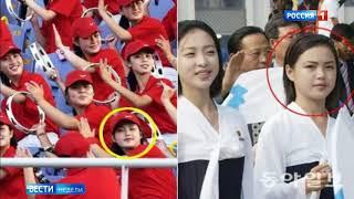 Северная и Южная Кореи перед Олимпиадой
