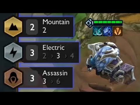 Electric Main | Teamfight Tactics Gameplay [Deutsch][9.23]