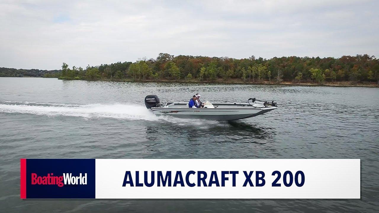 Alumacraft XB 200 – Boat Test