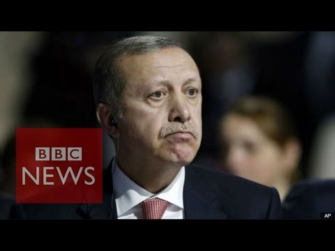 Russia accuses Erdogan of trading oil with IS - BBC News