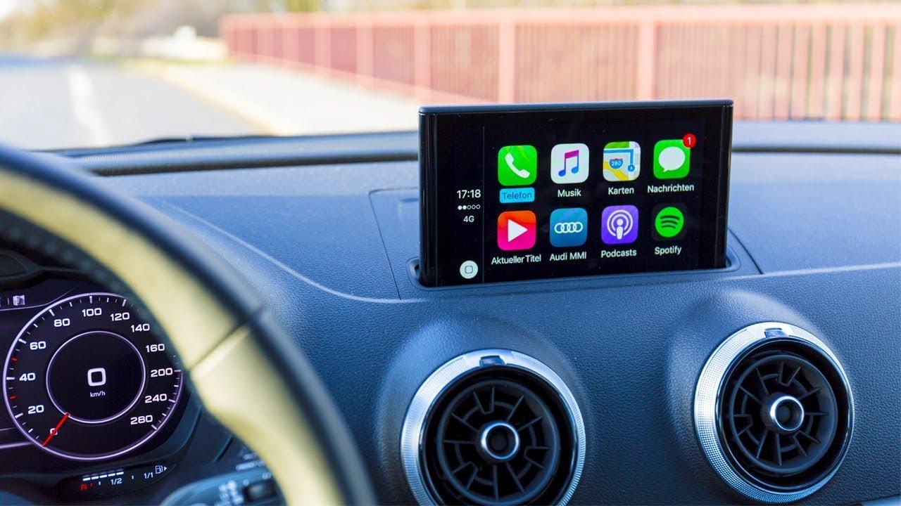 5 Best Apple Carplay Headunit Of 2019 Youtube