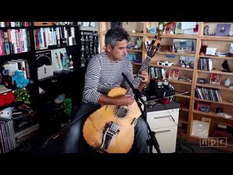 Paolo Angeli: NPR Music Tiny Desk Concert