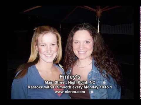 Finely's Karaoke Show