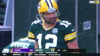 September 16, 2018 - Vikings 29 - Packers 29 - Game Highlights