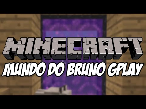 Download Minecraft - Mundo do Bruno Gameplay Pics