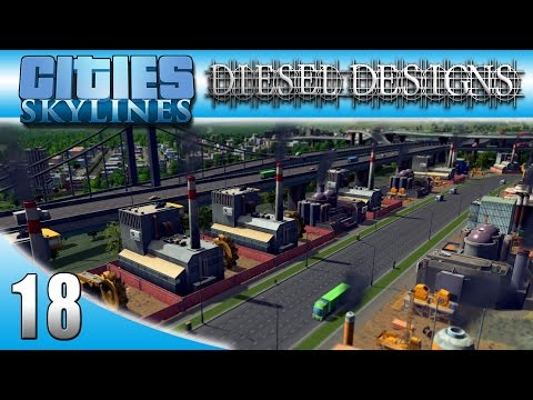 Cities Skylines Ep17 Tropical Skyscrapers Amp Beach As