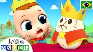 Humpty Dumpty e os Cavaleiros do Rei! | Clássico Infantil | Canal do Joãozinho