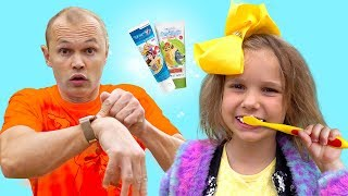 Download The Boo Boo Song | Put on your shoes Songs Katy Pretend Play Nursery Rhymes Mp3 and Videos