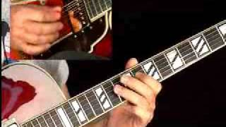 Jazzed Blues Guitar Lessons - Mark Stefani - Lick #3
