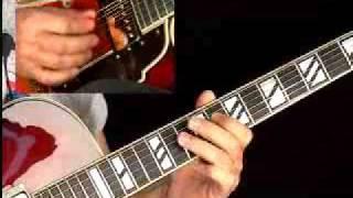 Jazzed Blues Guitar Lessons - Mark Stefani - Lick #3