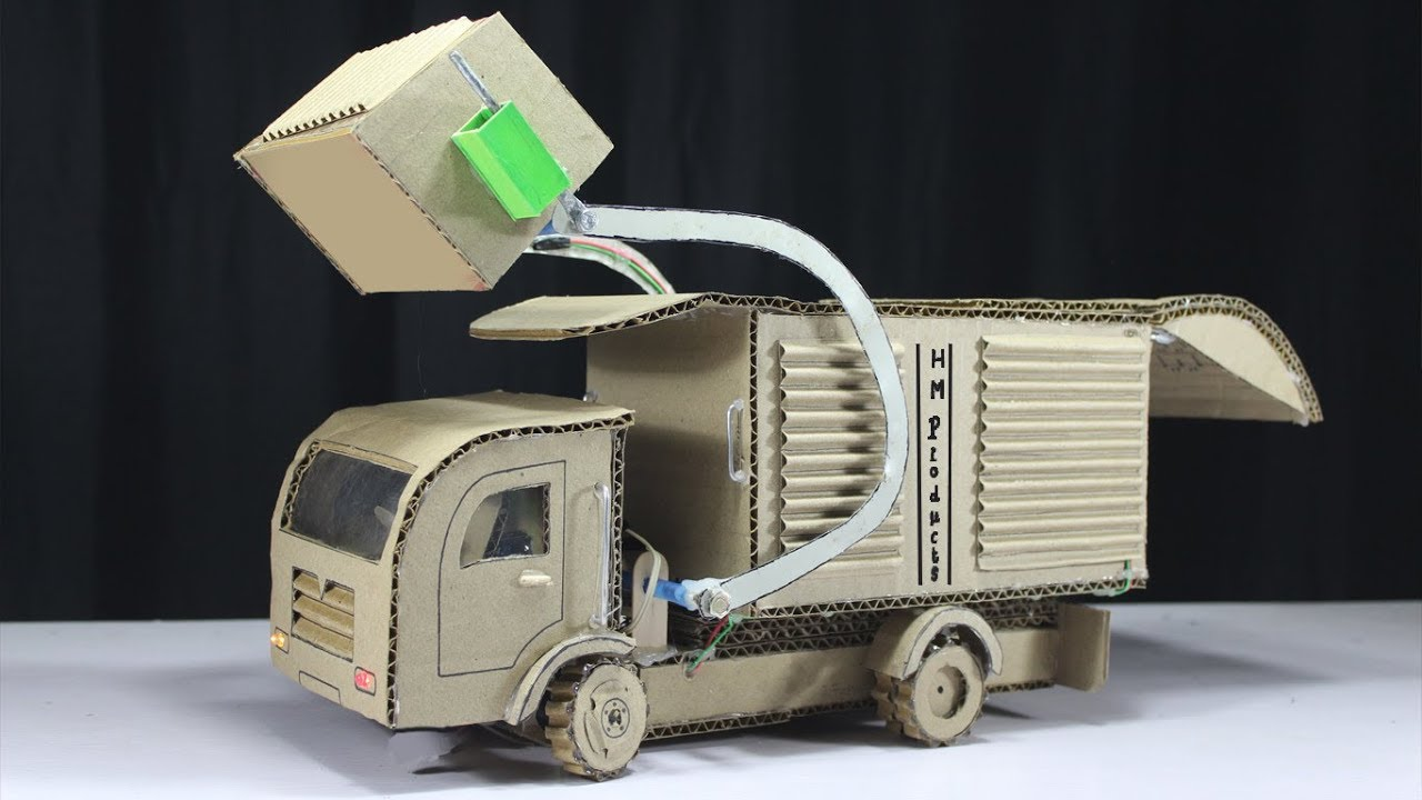 how to make handboard trucks