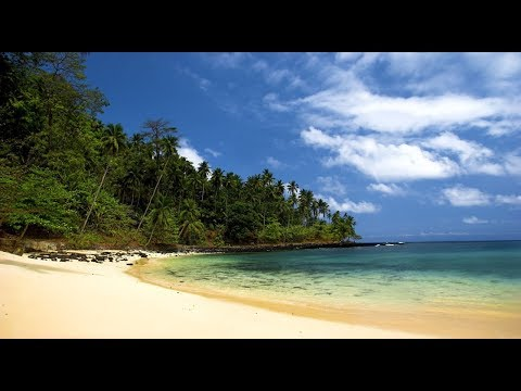 travel to : São Tomé and Príncipe !!!
