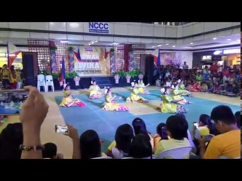 Binasuan - Batang Palaweno Dance Troupe - San Pedro Central School,PPC,Palawan