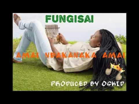 Fungisai Zvakavapano-Mashavave Amai Ndakanaka